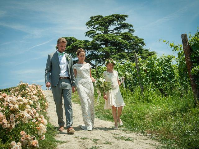 Il matrimonio di Jarle e Hedvig a La Morra, Cuneo 67