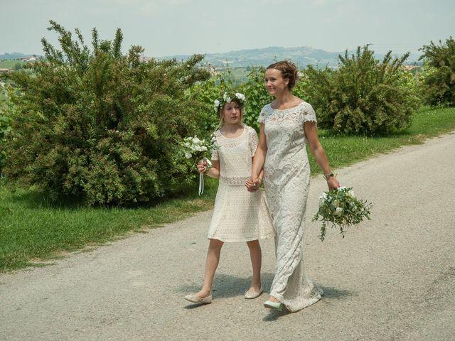 Il matrimonio di Jarle e Hedvig a La Morra, Cuneo 69