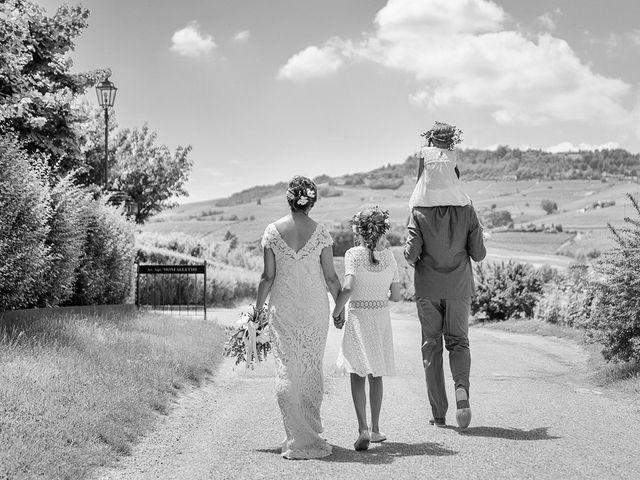 Il matrimonio di Jarle e Hedvig a La Morra, Cuneo 70