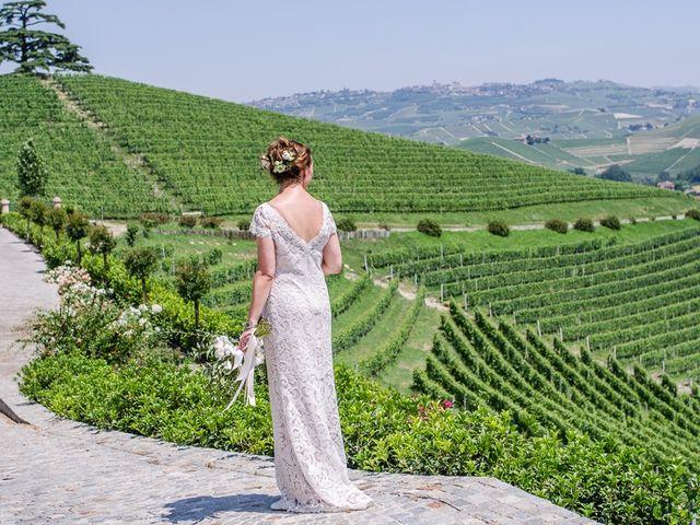 Il matrimonio di Jarle e Hedvig a La Morra, Cuneo 74