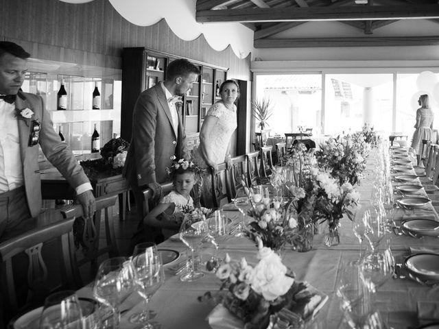 Il matrimonio di Jarle e Hedvig a La Morra, Cuneo 77