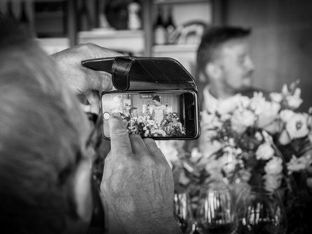 Il matrimonio di Jarle e Hedvig a La Morra, Cuneo 78