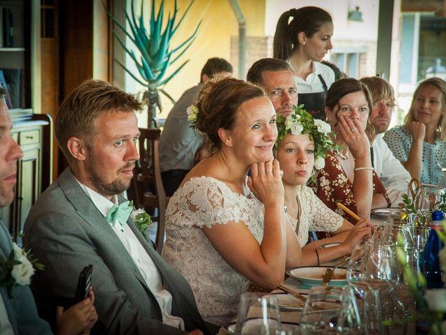 Il matrimonio di Jarle e Hedvig a La Morra, Cuneo 82