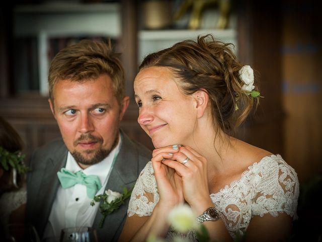 Il matrimonio di Jarle e Hedvig a La Morra, Cuneo 83