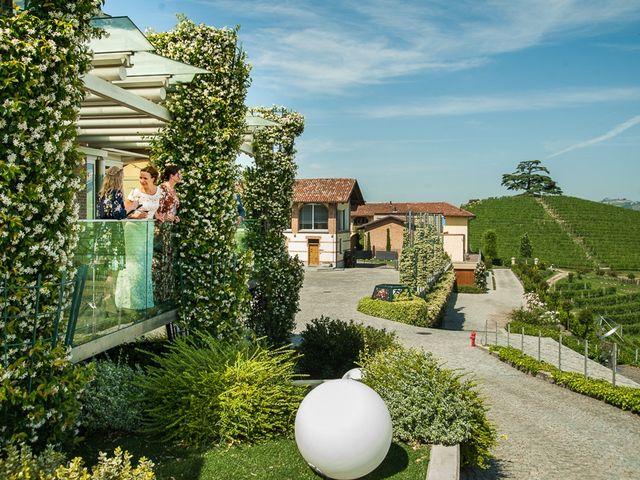 Il matrimonio di Jarle e Hedvig a La Morra, Cuneo 86