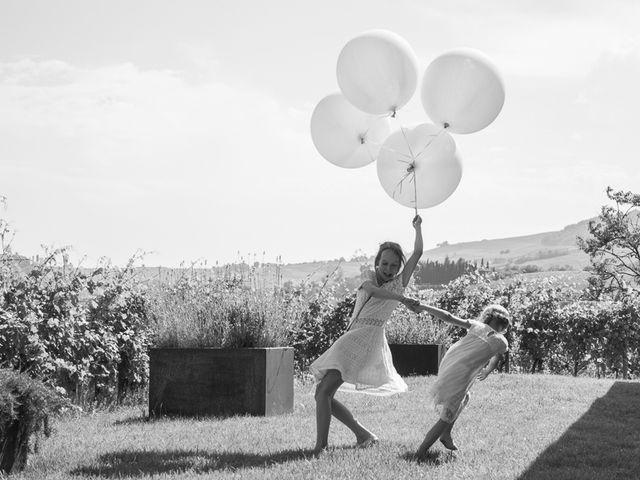 Il matrimonio di Jarle e Hedvig a La Morra, Cuneo 91