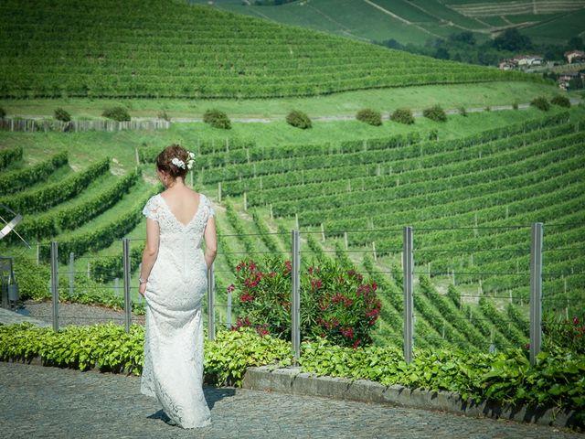 Il matrimonio di Jarle e Hedvig a La Morra, Cuneo 92