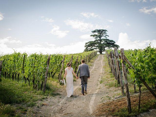 Il matrimonio di Jarle e Hedvig a La Morra, Cuneo 97
