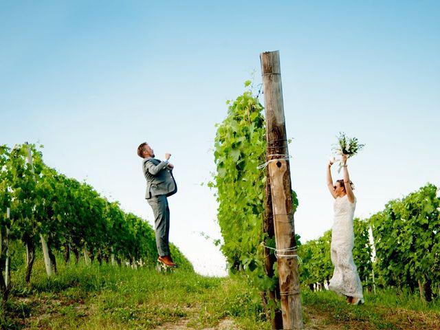 Il matrimonio di Jarle e Hedvig a La Morra, Cuneo 98
