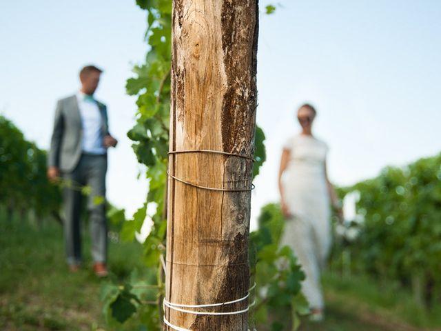 Il matrimonio di Jarle e Hedvig a La Morra, Cuneo 99
