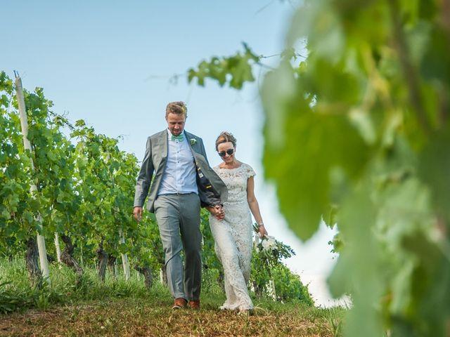 Il matrimonio di Jarle e Hedvig a La Morra, Cuneo 100