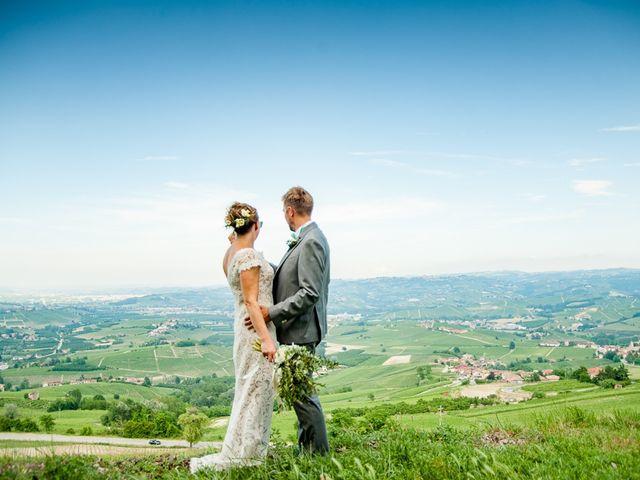 Il matrimonio di Jarle e Hedvig a La Morra, Cuneo 102