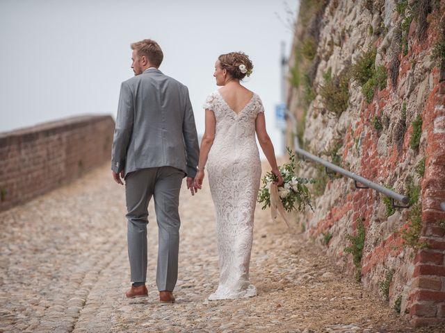 Il matrimonio di Jarle e Hedvig a La Morra, Cuneo 105