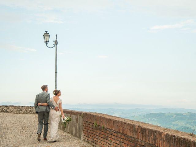 Il matrimonio di Jarle e Hedvig a La Morra, Cuneo 107