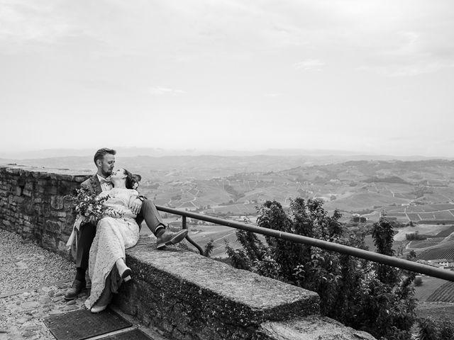 Il matrimonio di Jarle e Hedvig a La Morra, Cuneo 108