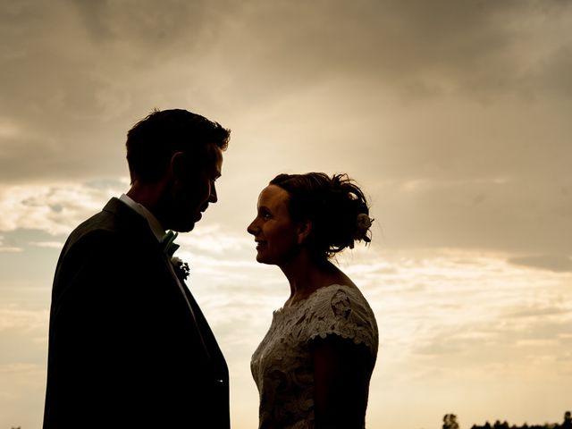 Il matrimonio di Jarle e Hedvig a La Morra, Cuneo 109