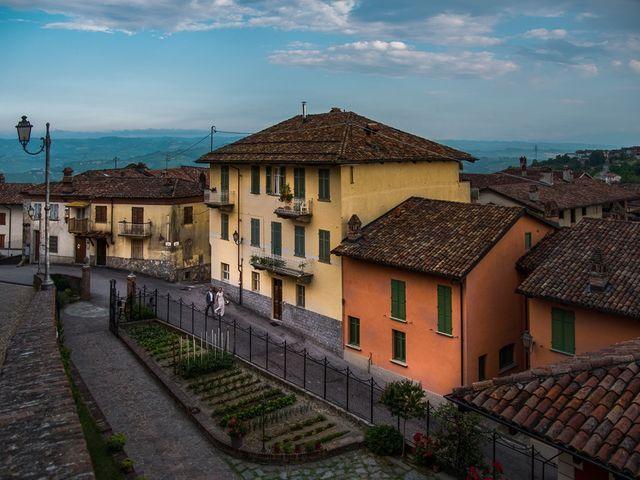 Il matrimonio di Jarle e Hedvig a La Morra, Cuneo 110