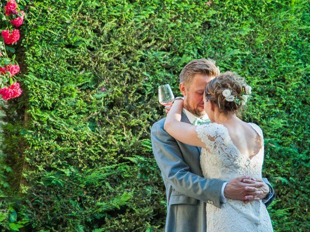 Il matrimonio di Jarle e Hedvig a La Morra, Cuneo 112