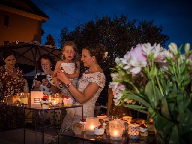 Il matrimonio di Jarle e Hedvig a La Morra, Cuneo 114