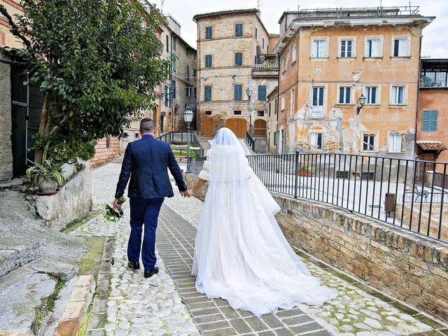 Il matrimonio di Neas e Rossella a Grottammare, Ascoli Piceno 40