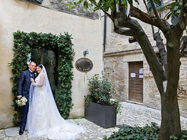 Il matrimonio di Neas e Rossella a Grottammare, Ascoli Piceno 42