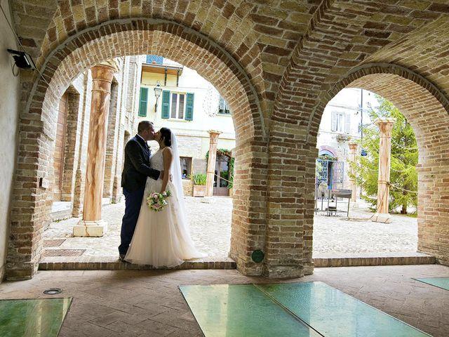 Il matrimonio di Neas e Rossella a Grottammare, Ascoli Piceno 47