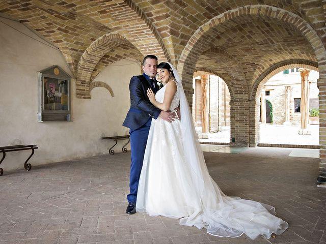 Il matrimonio di Neas e Rossella a Grottammare, Ascoli Piceno 50