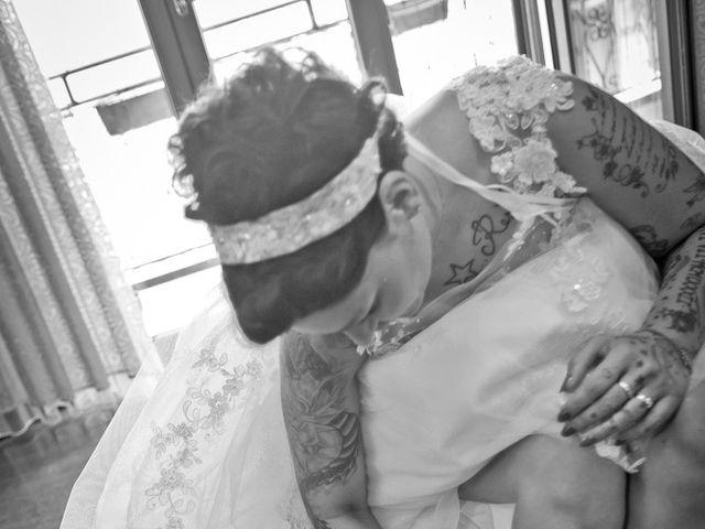 Il matrimonio di Sebastiano e Carmen a Lumezzane, Brescia 13