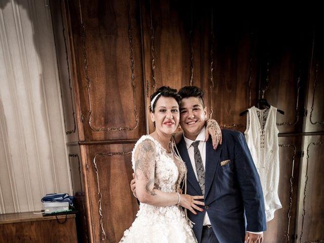 Il matrimonio di Sebastiano e Carmen a Lumezzane, Brescia 19