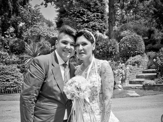 Il matrimonio di Sebastiano e Carmen a Lumezzane, Brescia 27