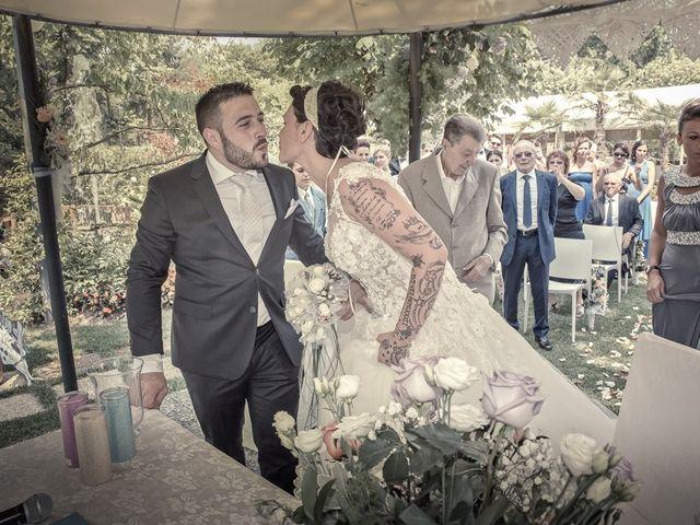 Il matrimonio di Sebastiano e Carmen a Lumezzane, Brescia 29