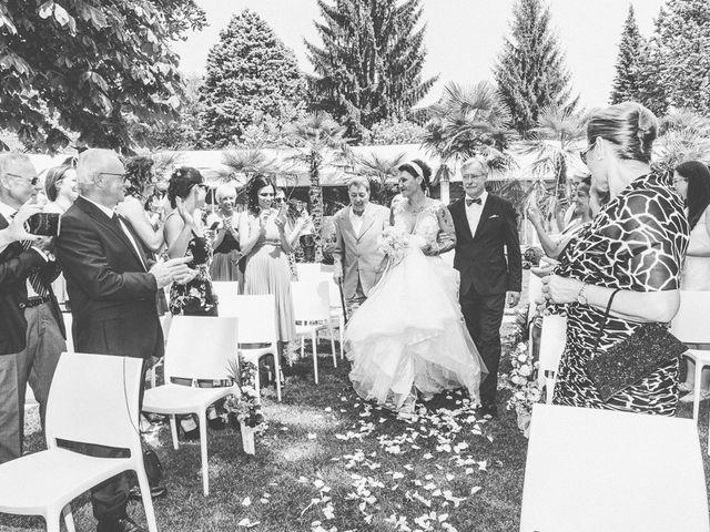 Il matrimonio di Sebastiano e Carmen a Lumezzane, Brescia 30
