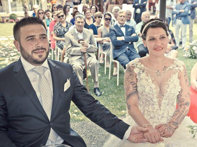 Il matrimonio di Sebastiano e Carmen a Lumezzane, Brescia 31
