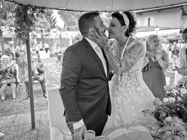 Il matrimonio di Sebastiano e Carmen a Lumezzane, Brescia 35