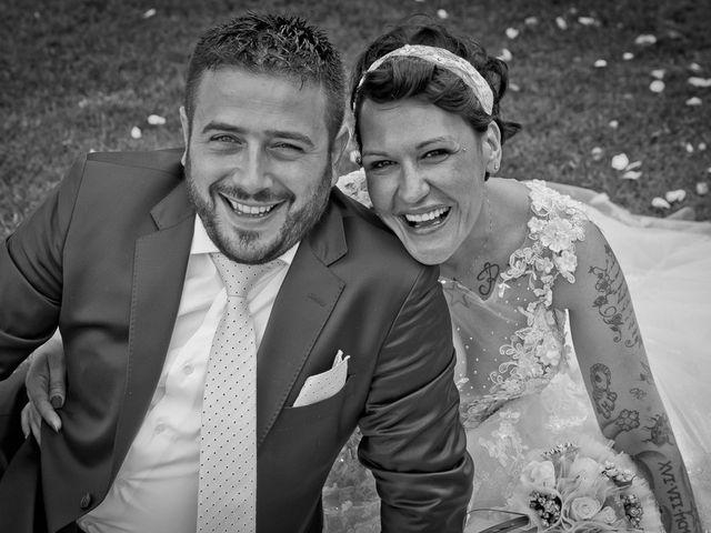 Il matrimonio di Sebastiano e Carmen a Lumezzane, Brescia 37