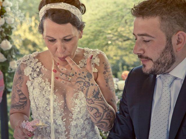 Il matrimonio di Sebastiano e Carmen a Lumezzane, Brescia 45