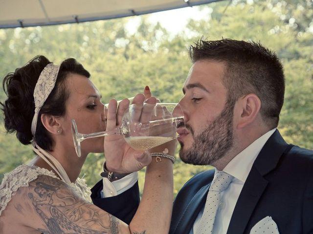 Il matrimonio di Sebastiano e Carmen a Lumezzane, Brescia 46