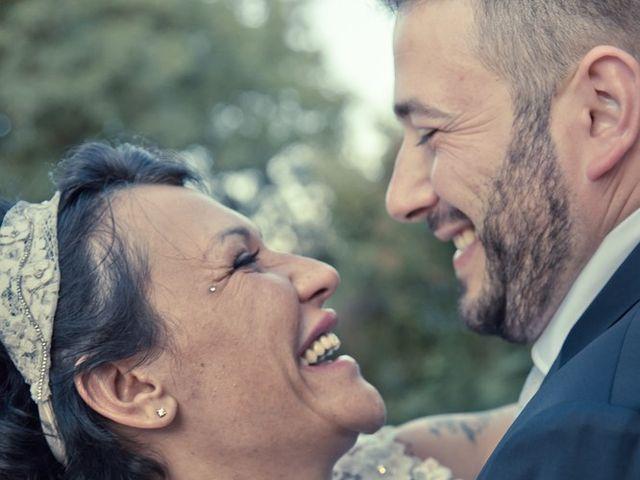 Il matrimonio di Sebastiano e Carmen a Lumezzane, Brescia 52