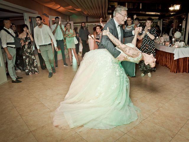 Il matrimonio di Sebastiano e Carmen a Lumezzane, Brescia 59