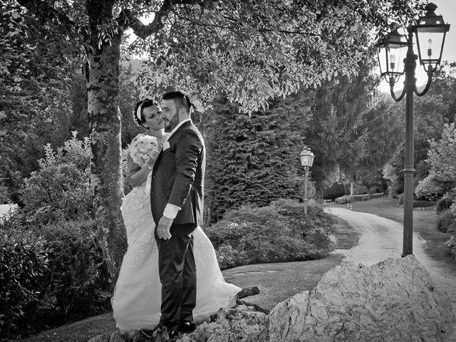 Il matrimonio di Sebastiano e Carmen a Lumezzane, Brescia 63