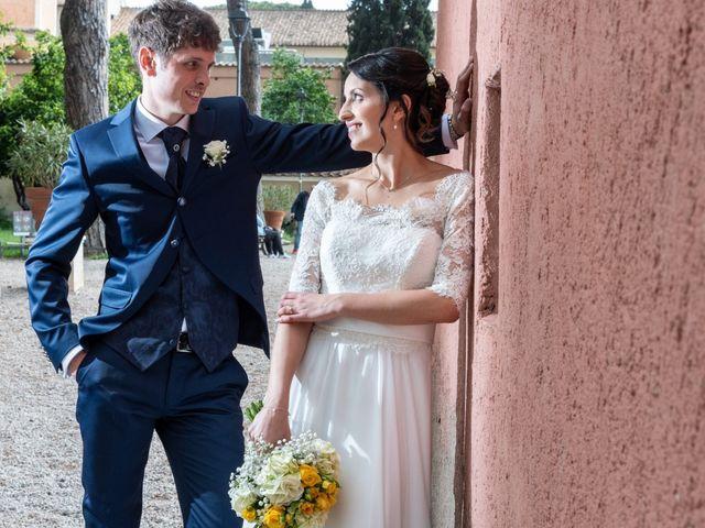 Il matrimonio di Alessandro e Primula a Roma, Roma 6