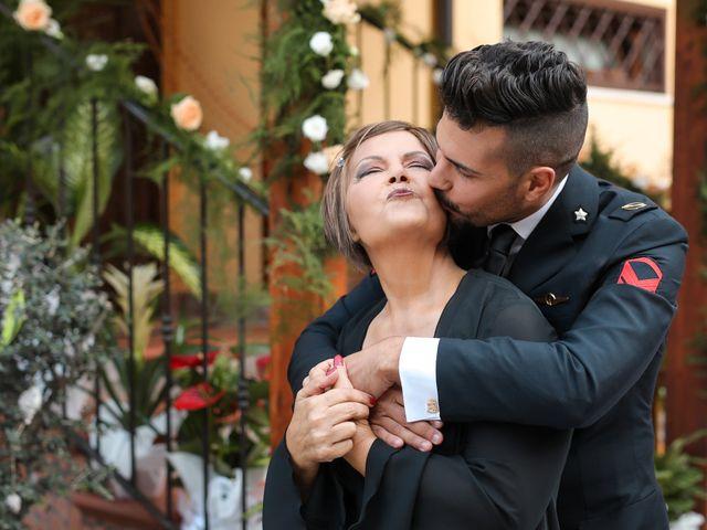 Il matrimonio di Rocco e Caterina a Macerata Campania, Caserta 23