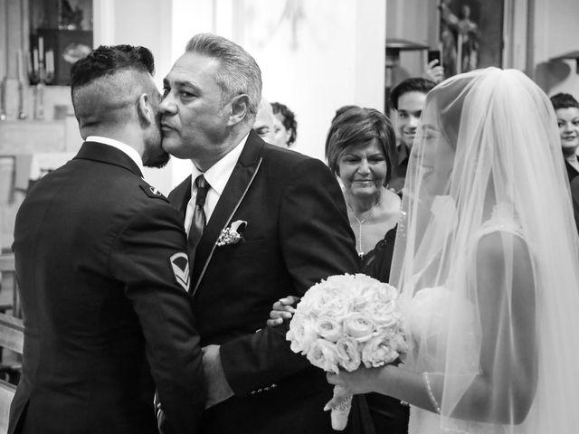 Il matrimonio di Rocco e Caterina a Macerata Campania, Caserta 71