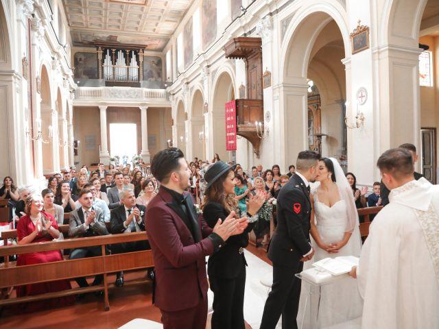 Il matrimonio di Rocco e Caterina a Macerata Campania, Caserta 75