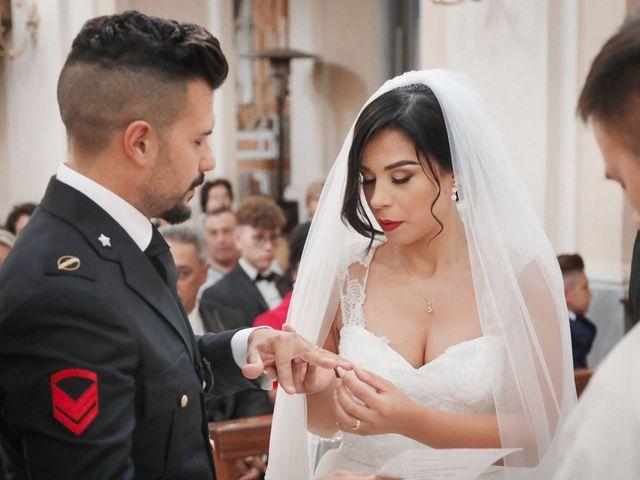 Il matrimonio di Rocco e Caterina a Macerata Campania, Caserta 76