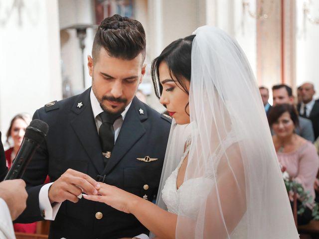 Il matrimonio di Rocco e Caterina a Macerata Campania, Caserta 78