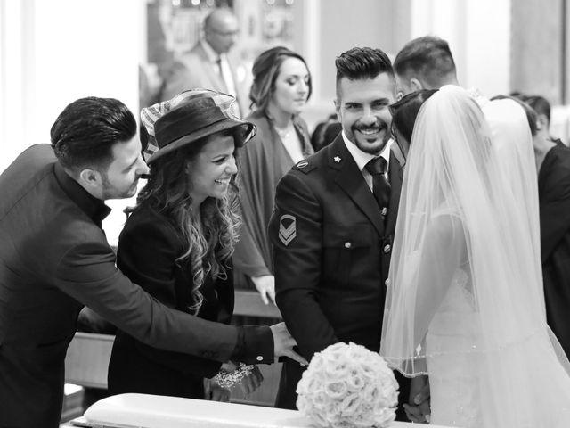 Il matrimonio di Rocco e Caterina a Macerata Campania, Caserta 80