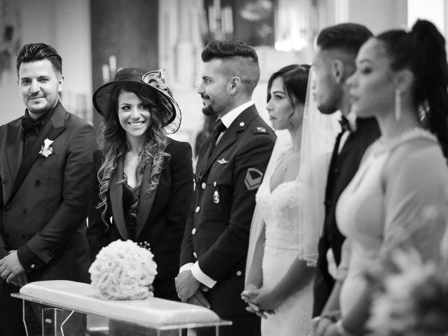 Il matrimonio di Rocco e Caterina a Macerata Campania, Caserta 81