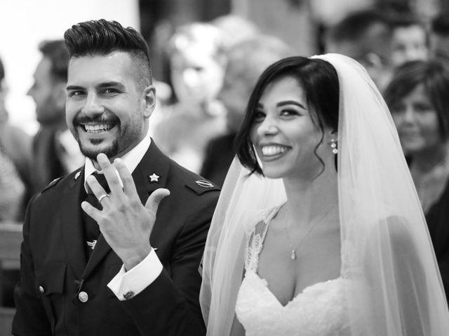 Il matrimonio di Rocco e Caterina a Macerata Campania, Caserta 83