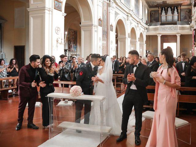 Il matrimonio di Rocco e Caterina a Macerata Campania, Caserta 84